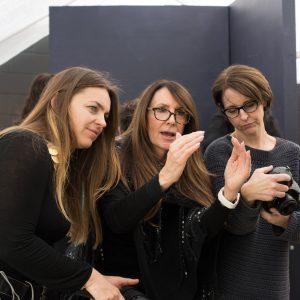 Woman Teaching Photography